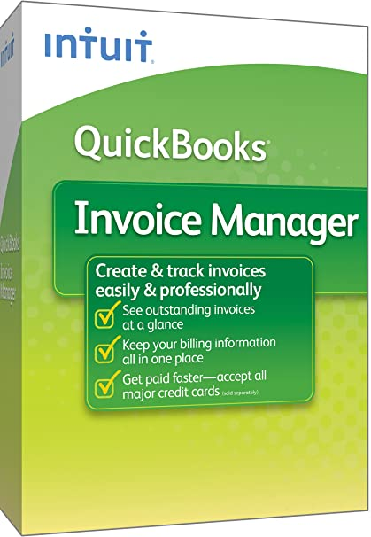 Donation Tax Receipt Template Amazoncom Quickbooks Invoice Manager  Payment Receipt Confirmation Letter with Costco Invoice Excel  Eftpos Receipt Pdf