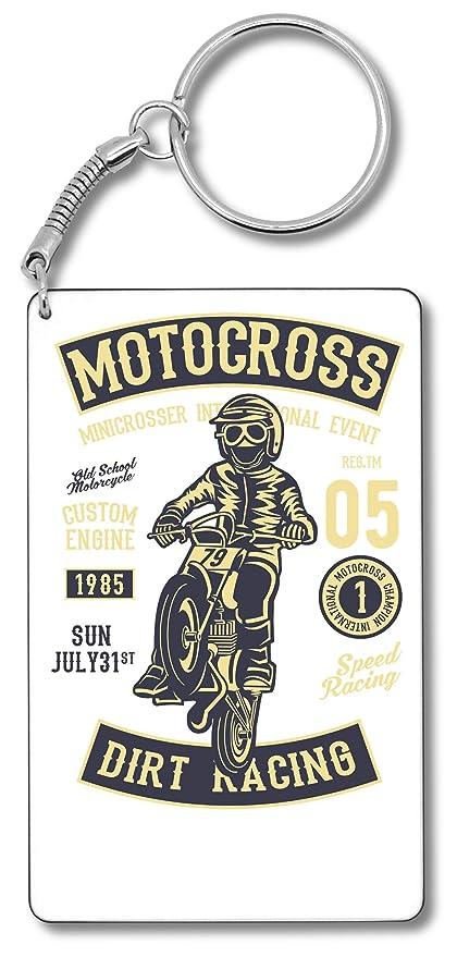 Motocross Dirt Racing Custom Engine 1985 Happy Kid Rider ...