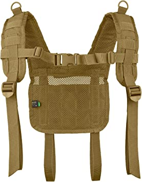 Arnés Condor Tactical - 215-498, Talla única, COYOTE BROWN: Amazon ...