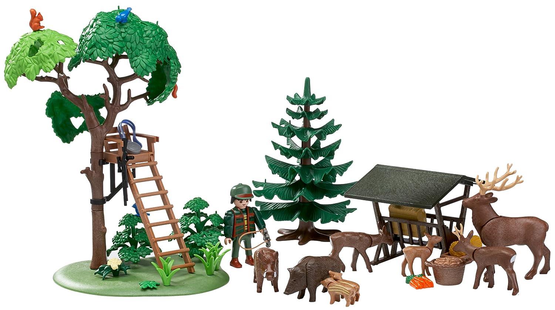 Playmobil 4208 Ranger\'s Post: Amazon.co.uk: Toys & Games