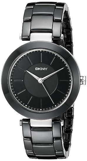 DKNY mujer ny2292 Stanhope negro reloj