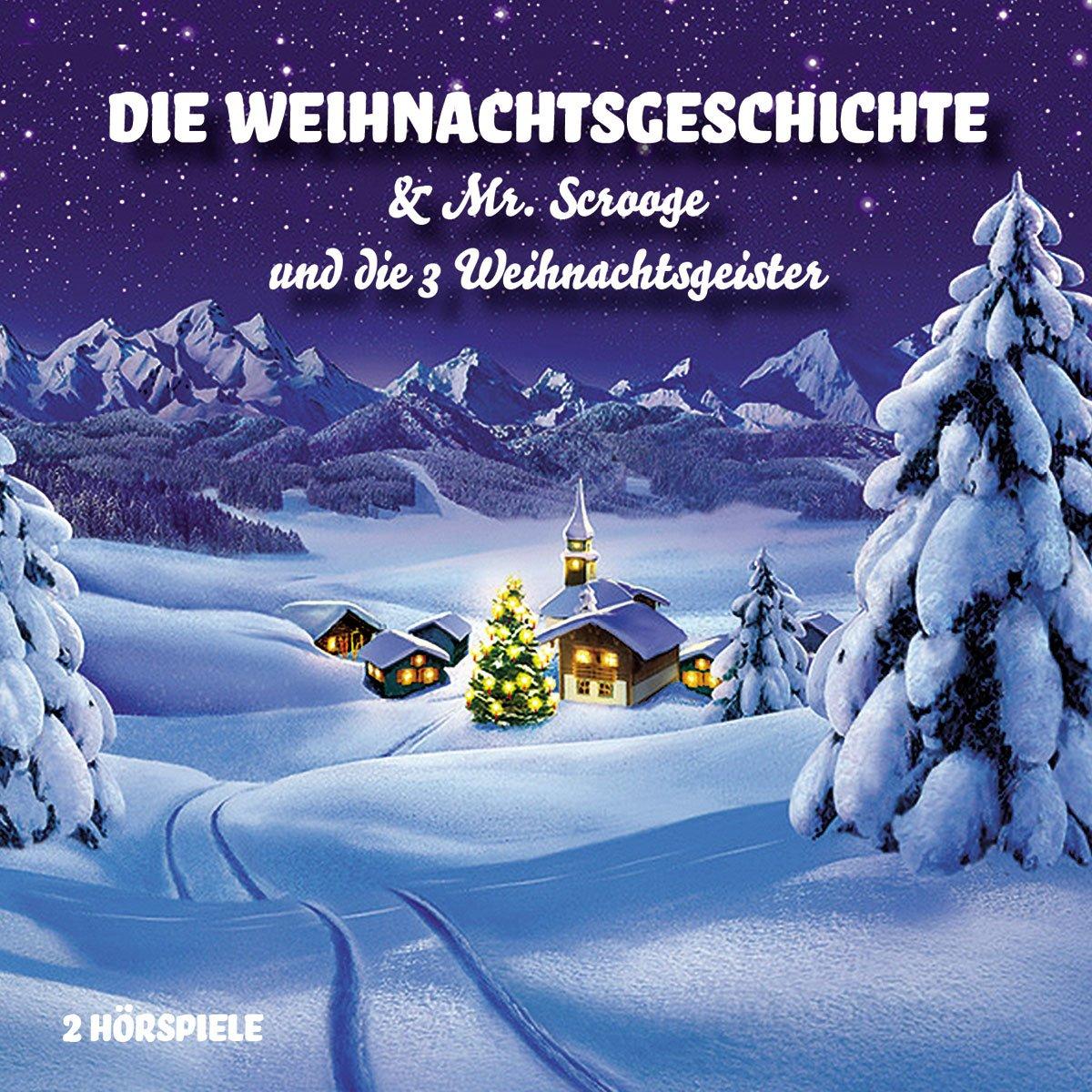Die Weihnachtsg, Scrooge & die 3 Weihnachtsgeister - Various: Amazon ...