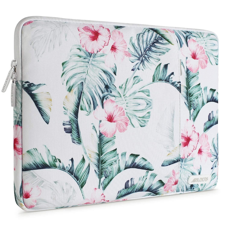 iPad PRO 11 2018//2017,9,7-10,5 Pollici iPad PRO,2018 Microsoft Surface Go,iPad 1//2//3//4,Acqua Repellente Borsa Verticale con Tasca,Grigio MOSISO Custodia Manica Compatibile 2019 iPad Air 10.5