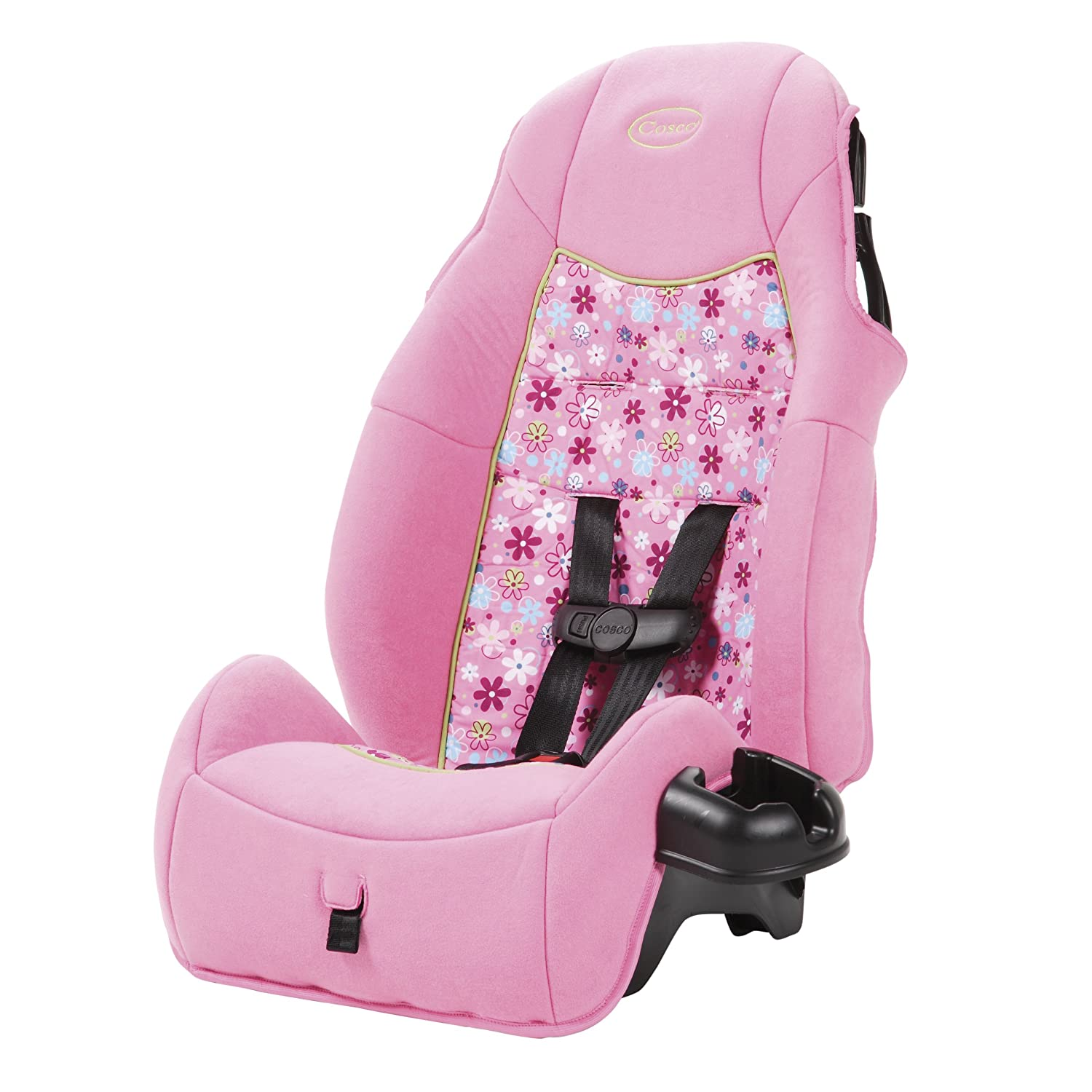 Buy Cosco Juvenile Highback Booster Seat Girl Polka Dot Posy Online At Low Prices In India