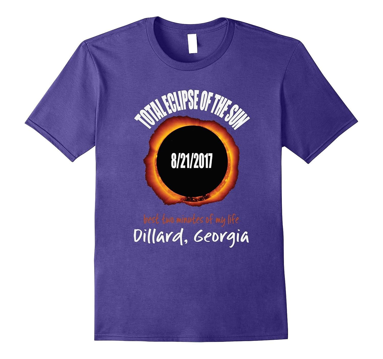 2017 Eclipse Souvenir Dillard, Georgia T Shirt-TH