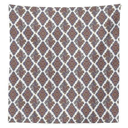 Paisley decoración mantel papel para pared como diseño con floral ...
