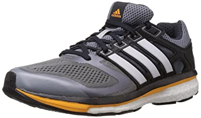 outlet store f4582 af4bc adidas Supernova Glide Boost 6, Men s Running Shoes, Grey (Grey Core White
