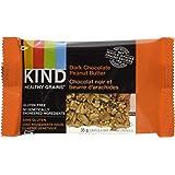 KIND Healthy Grains Bars, Peanut Butter Dark Chocolate, Gluten Free, 35 Grams, 5 Count