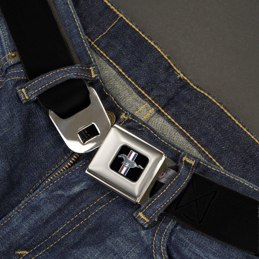 Parent Vendor Code Buckle Down Mens Seatbelt Belt Ford Fm Buckle-Down