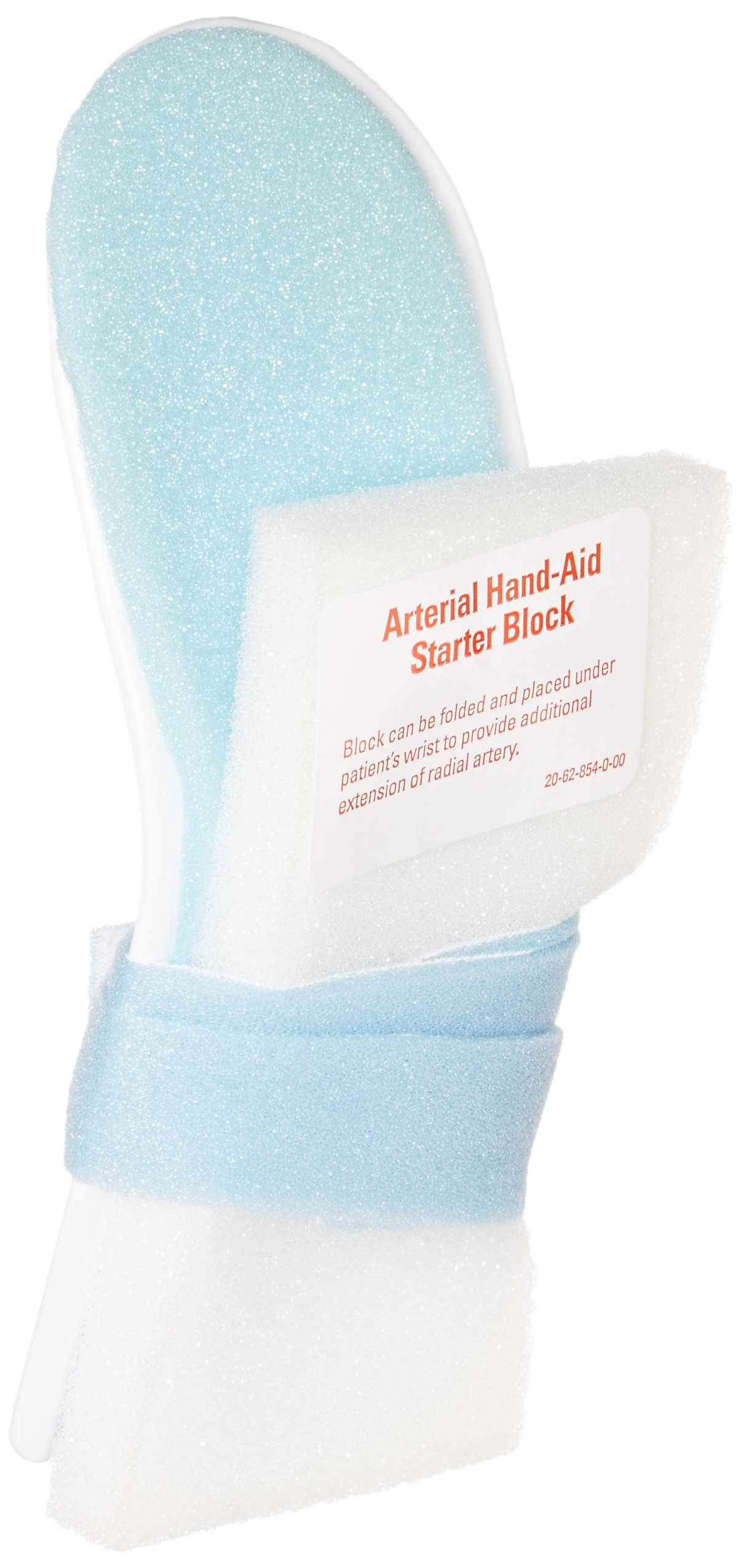 Halyard Health 29990 HAND-AID Arterial Wrist Support, I.V. Therapy, Pediatric (Case of 20)