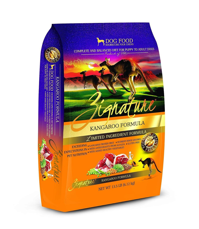 Zignature Kangaroo Formula Dog Food 13 5 Lb Animals Pet