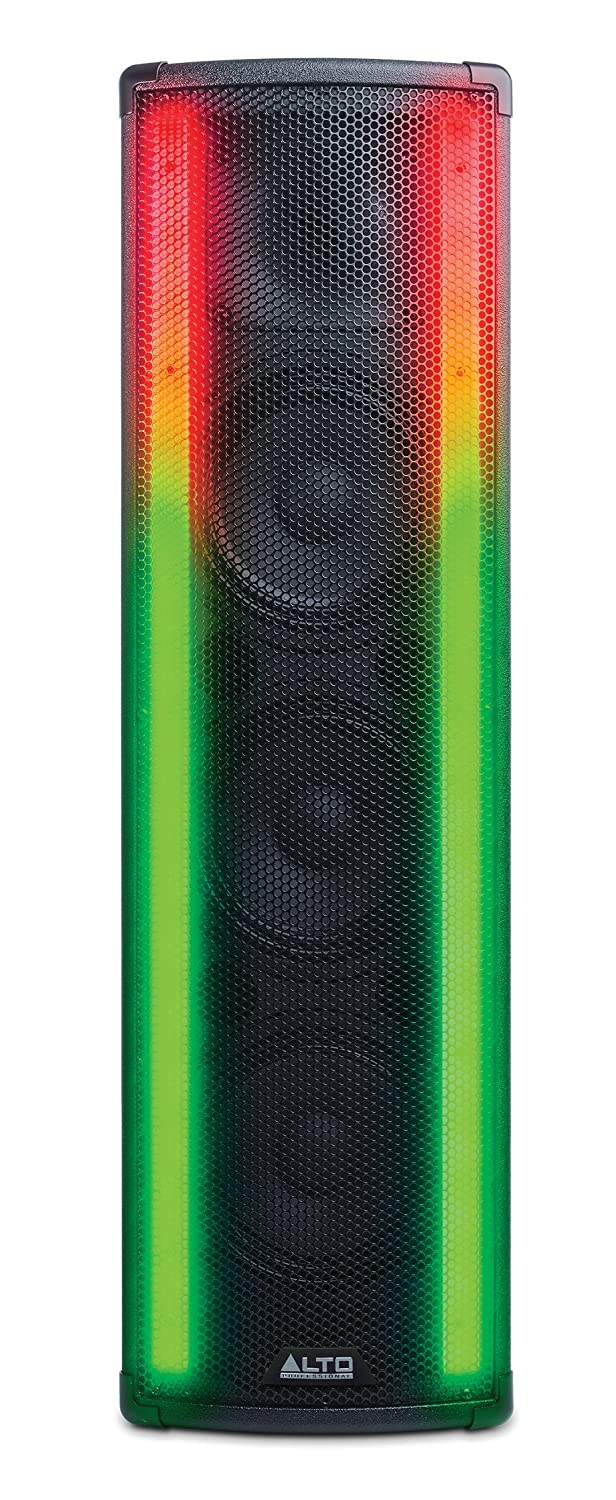 Alto Professional Trouper | 200W Bi-Amplified Bluetooth PA System with 3-Channel Mixer