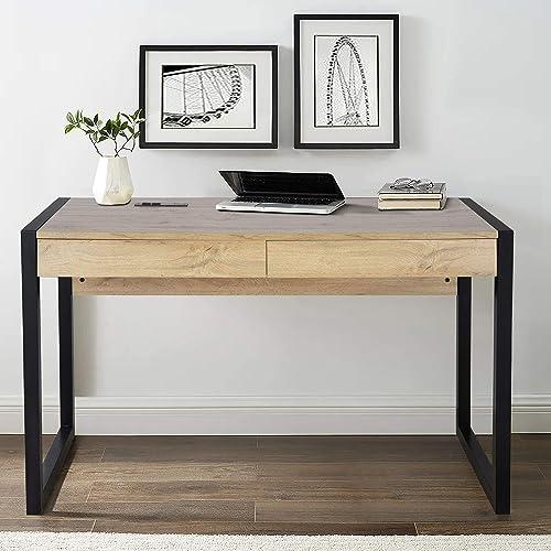 M MAJOR-Q 99400-3179JET Tone 52″ W Computer Desk