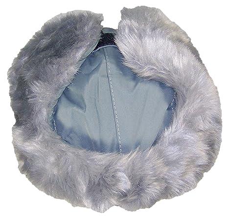 Best Winter Hats Adult Nylon Russian Trapper W Soft Faux Fur Beanie at Amazon  Men s Clothing store  52e657d2b151