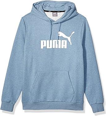 PUMA Mens #1 Logo Hoody Pullover Sweatshirt//Sweater