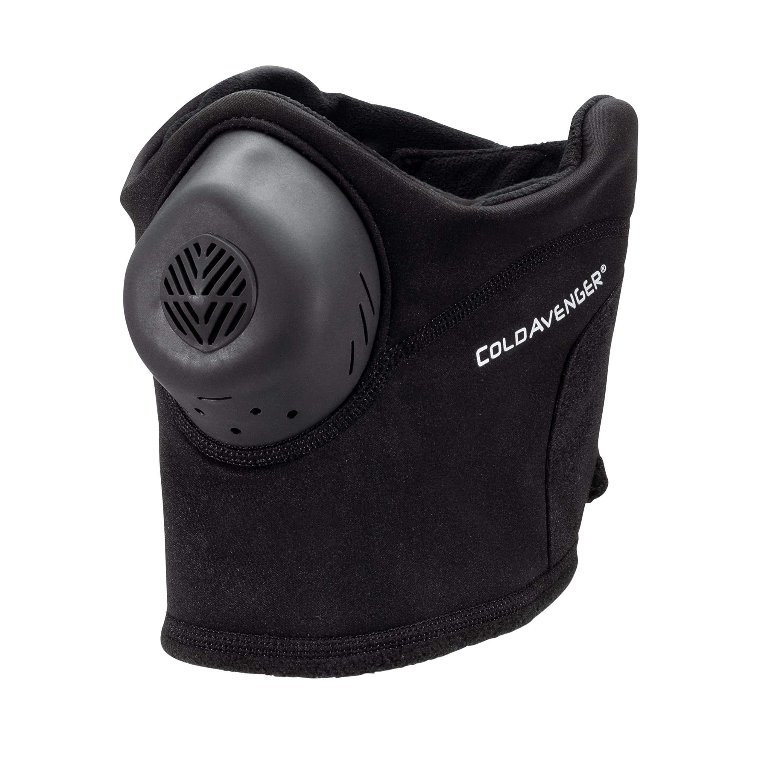 ColdAvenger Pro Softshell Cold Weather Face Mask by Coldavenger