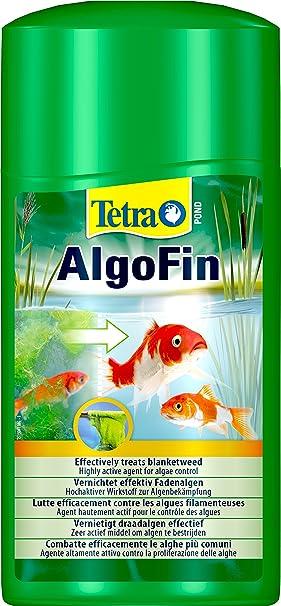 TETRA Pond AlgoFin - Anti Algue pour Bassin de Jardin - 1L: Amazon ...