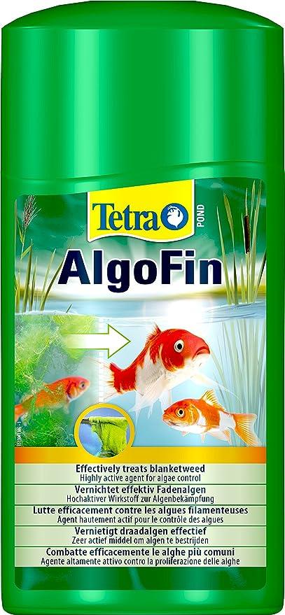 1 opinioni per Tetra Pond AlgoFin Agente attivo contro la proliferazione delle alghe