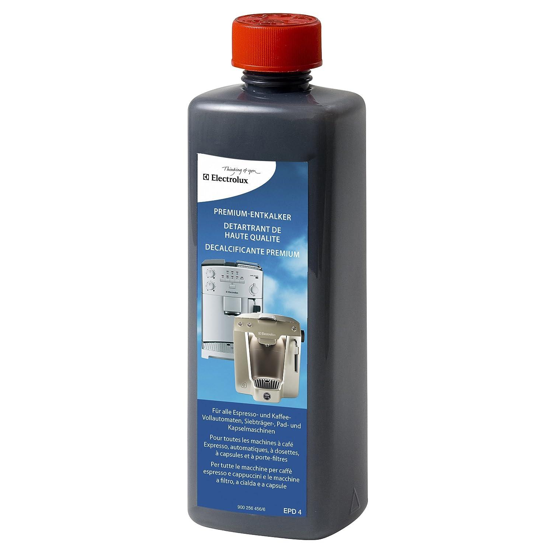 Electrolux EPD4 - Descalcificador para cafetera (500 ml): Amazon ...