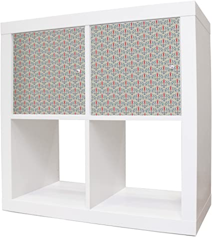 Muebles Tatuajes para Ikea Expedit/Kallax Armario cómoda ...