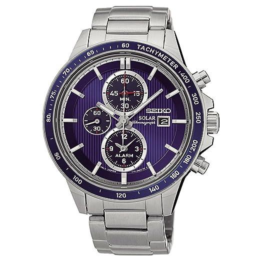 Reloj hombre SEIKO SOLAR SSC431P1