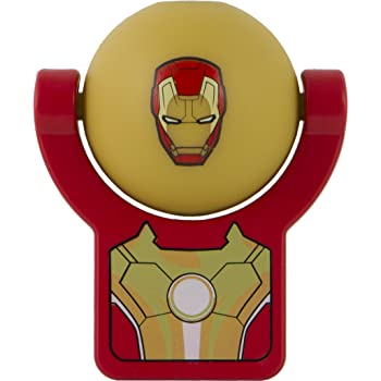 Projectables 13342 Iron Man 3 Led Plug In Night Light