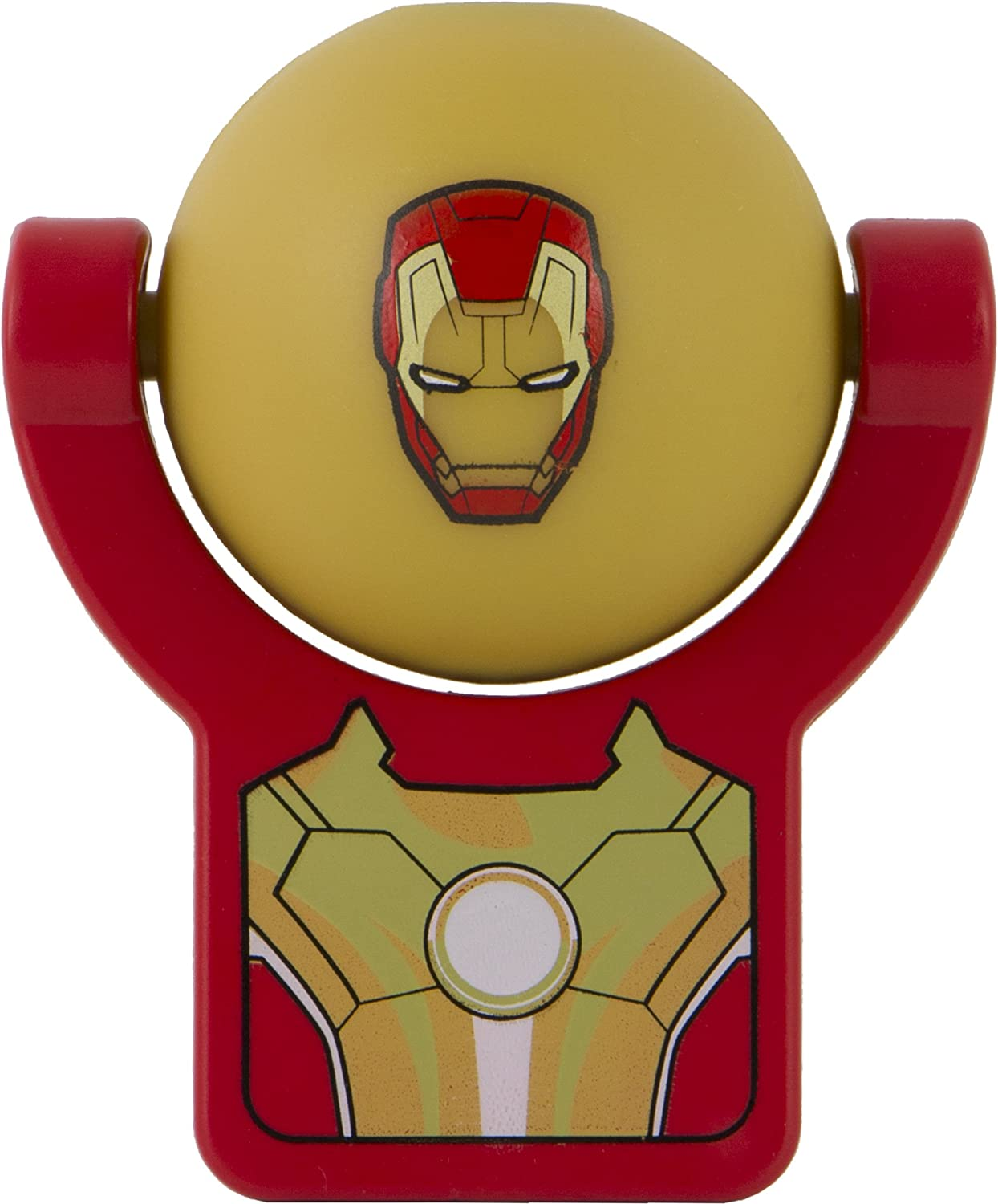 Marvel\'s Iron Man 3 Projectables LED Plug-In Night Light, 13342 ...