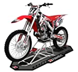 Risk Racing 77-829 Silver Full Size Motocross