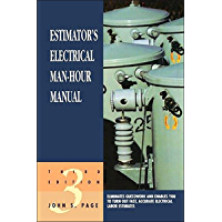 Estimator's Electrical Man-Hour Manual (Estimator's Man-Hour Library)