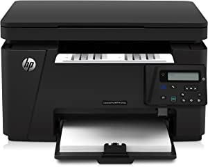 HP LaserJet Pro M125nw All-in-One Wireless Laser Printer (CZ173A)
