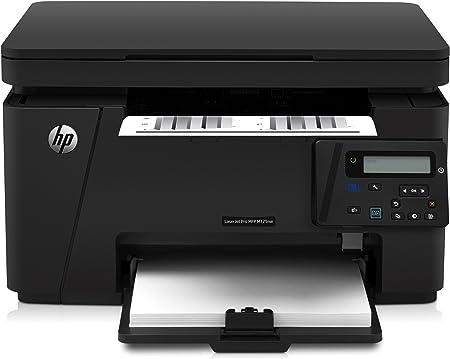 Hp Laserjet Pro M125nw Laserdrucker Multifunktionsgerät Computer Zubehör