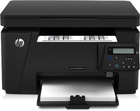 HP LaserJet Pro MFP M125nw - Impresora multifunción monocromática ...