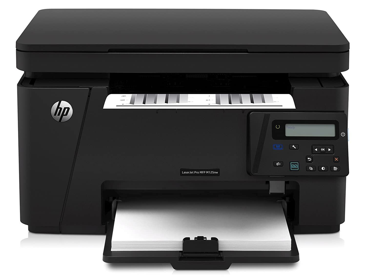 HP LaserJet Pro M125nw Multi-function Black and White Printer:  Amazon.co.uk: Computers & Accessories