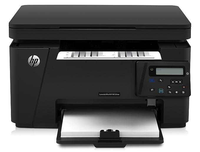 150 opinioni per HP LaserJet Pro M 125nw Stampante Multifunzione, MFP, USB 2.0 Hi-Speed, Wi-Fi,