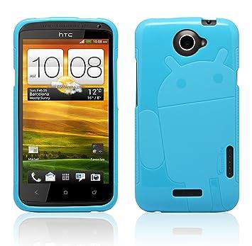 premium selection bebfe 7782a Amazon.com: Cruzerlite TPU Case - For HTC One X (International ...