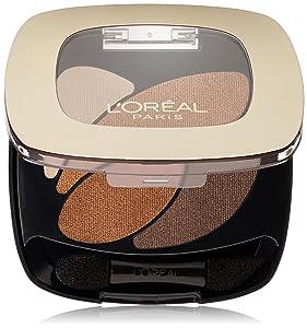 L'Oreal Paris Colour Riche Dual Effects Eyeshadow, Treasured Bronze [240] 0.12 oz