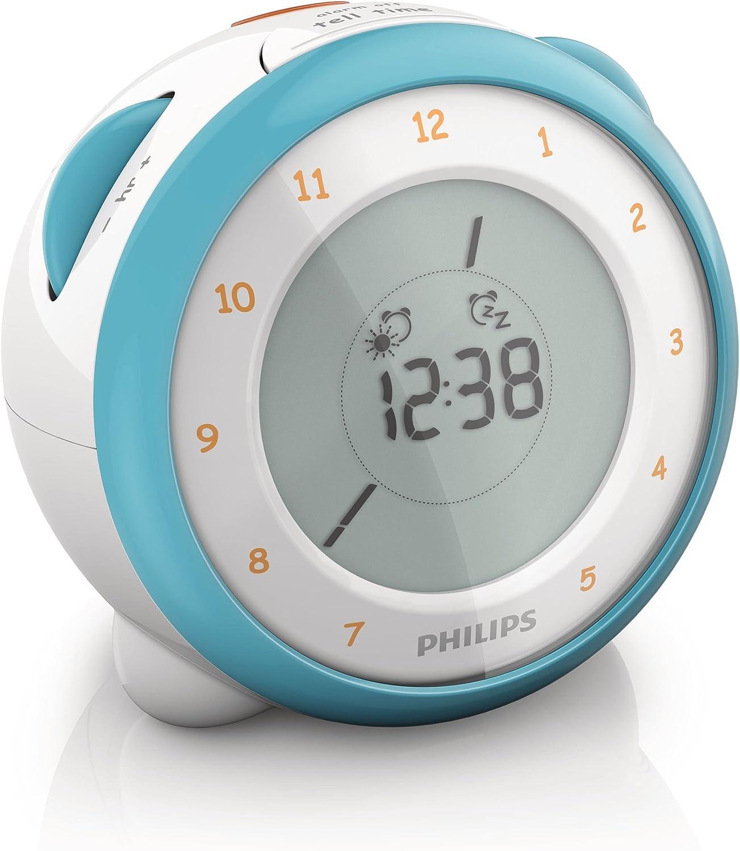 Philips AJ31012 horloge parlante amusante