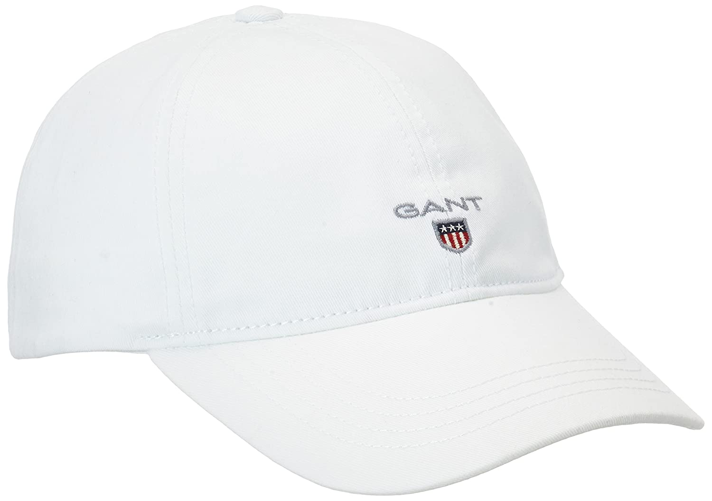 ffc8f785 GANT Men's Twill Baseball Cap, Beige (Putty),One Size: Amazon.co.uk:  Clothing