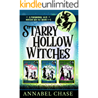 Starry Hollow Witches: A Paranormal Cozy Mystery Box Set, Books 1-3