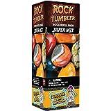 Rock Tumbler Refill – Rough Jasper of Nine Varieties (1lb)