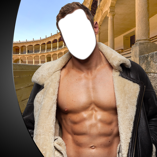 Bodybuilder Face Changer (Best Push Up App)