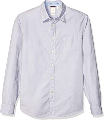 Dockers Mens Long Sleeve Button Front Shirts