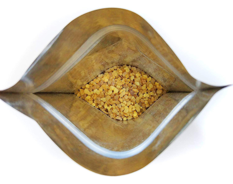 100 Percent Pure Organic Natural Frankincense Resin Incense Bulk Pea Size Regular Grade Boswellia Olibanum