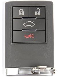 ACDelco 22889449 GM Original Equipment 4 Button Keyless Entry Remote Key Fob