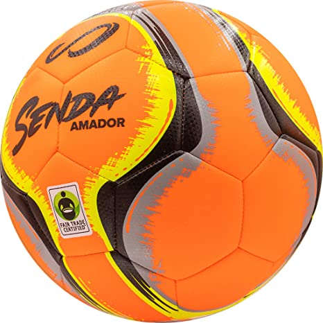 Fair Trade Certified SENDA Amador Training Soccer Ball