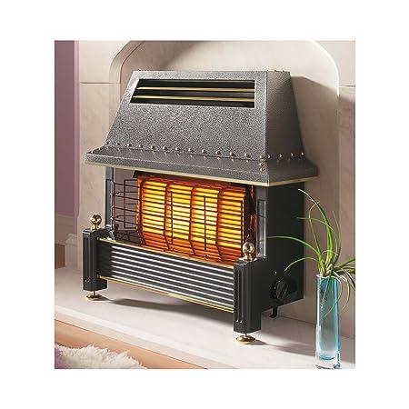flavel regent gas fire natural gas heater outset fireplace rh amazon co uk fireplace gas heaters for home fireplace gas heaters for sale