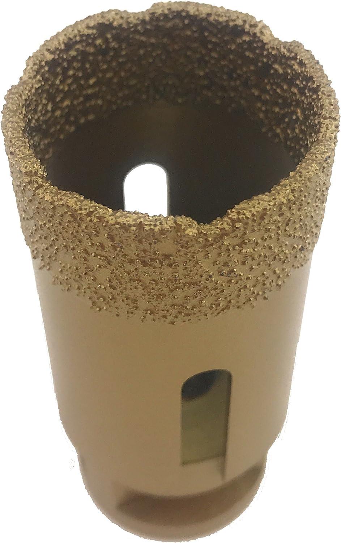 PDX855.800 55mm PRODIAMANT Qualit/é Professionnelle Foret Diamant Cylindrique 55 mm x M14