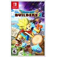 Dragon Quest Builders 2 Standard Edition for Nintendo Switch by Square Enix
