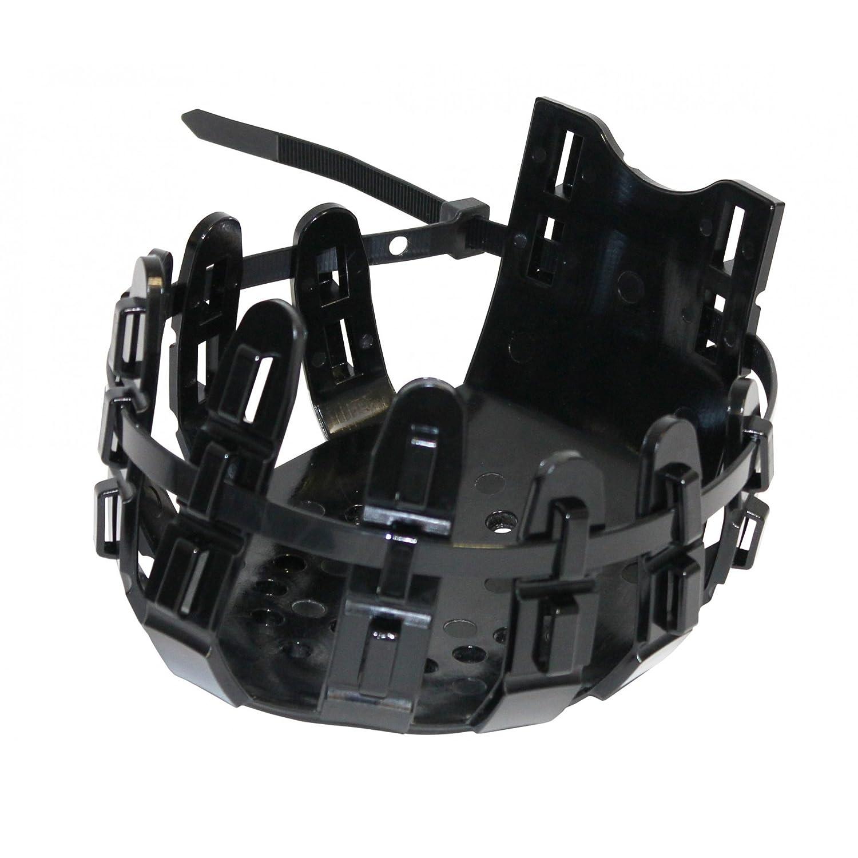 Black Medium Black Medium Vet-Strider With 10 Ties (Medium) (Black)
