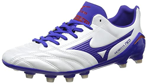 wholesale dealer 5b503 d81a6 Mizuno Morelia Neo Ps Md, Men s Football Shoes, White (Pearl Surf the
